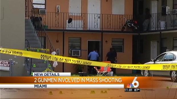 [MI] Mass Miami Shooting Was Act of Retaliation: Police