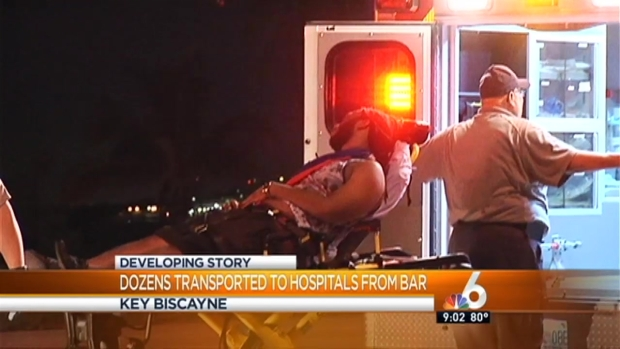 [MI] Dozens Taken to the Hospital from Bar
