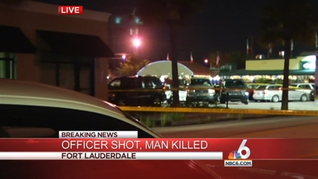 [MI] Breaking: Officer Shot Outside of Pub in Fort Lauderdale