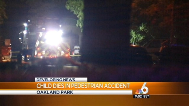 [MI] 4-Year-Old Killed in Oakland Park Pedestrian Accident