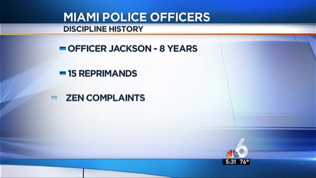 [MI] Miami Police Chief Discusses Officer-Lieutenant Scuffle