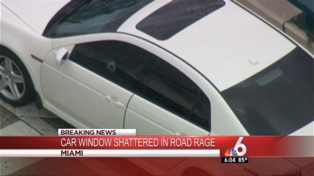 [MI] Shot Fired in Possible Road Rage Incident in Miami