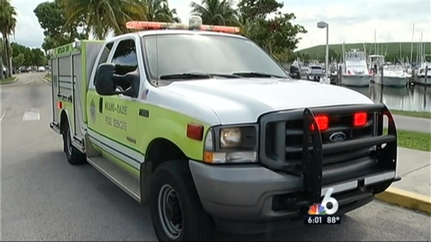 [MI] One Dead After Small Plane Crash Off Elliot Key