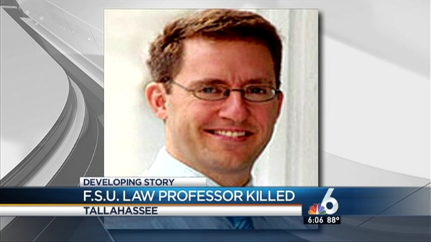 Police Investigate Fatal Shooting of FSU Professor