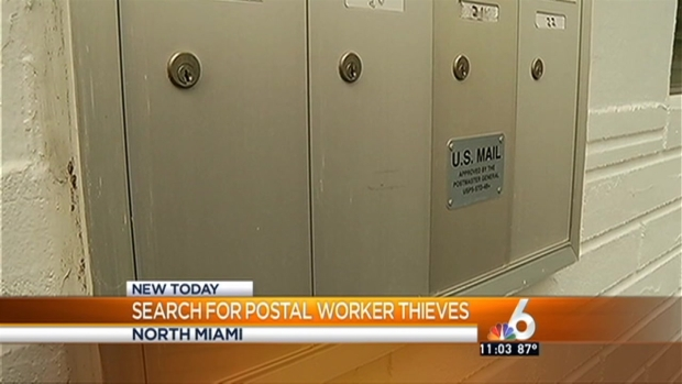 [MI] Postal Worker Robbed in North Miami