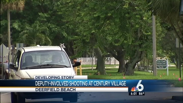 [MI] Deputy-Involved Shooting at Century Village in Deerfield Beach
