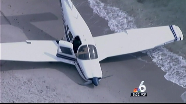 Girl Still Critical After Plane Crash in Venice