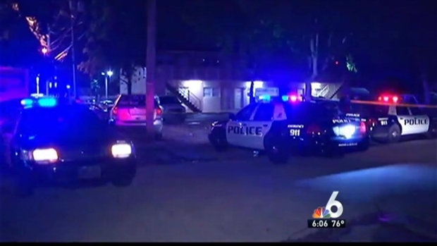 [MI] Man, 66, Found Shot in Hollywood