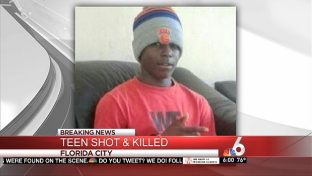 [MI] Boy, 13, Shot and Killed in Florida City