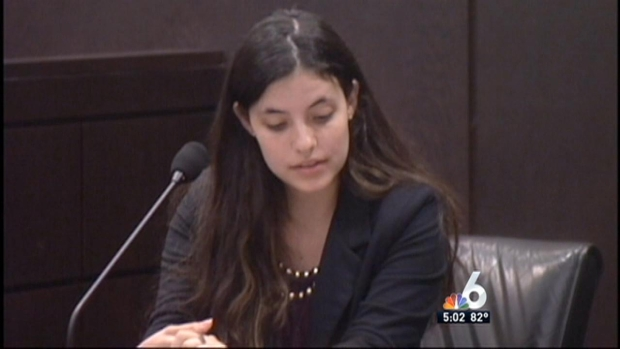 [MI] Girlfriend of Christian Aguilar Testfies in Murder Trial