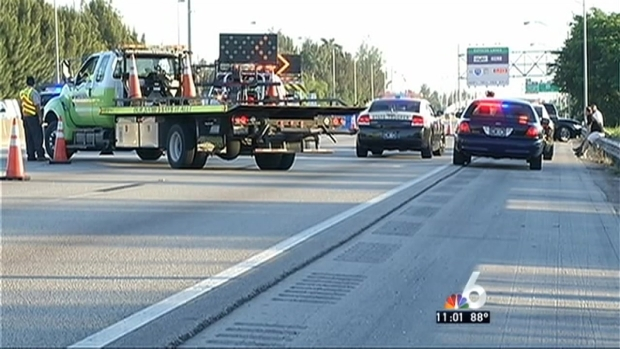 [MI] Woman Struck and Killed While Walking on Florida's Turnpike