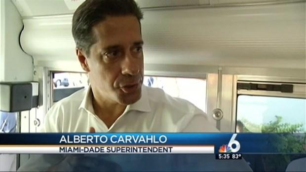 [MI] Carvalho Tests School Buses