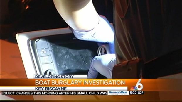 [MI] Boat Burglars Stopped in Key Biscayne
