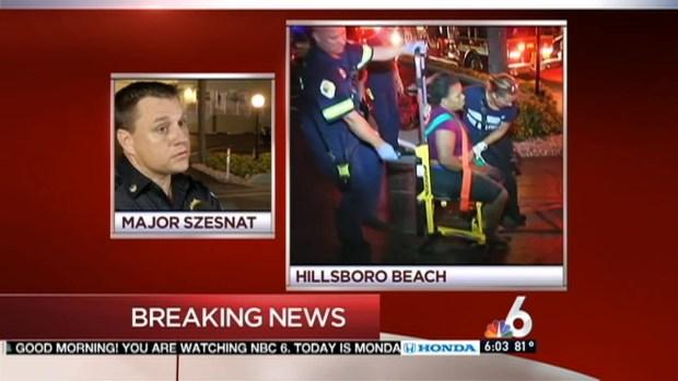 [MI] Woman Dies As Migrants Come Ashore in Hillsboro Beach