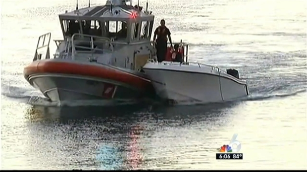 [MI] Woman Dies as Migrants Wash Ashore