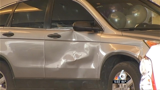 [MI] Carjacker Drives Through Cars and People Trying to Escape