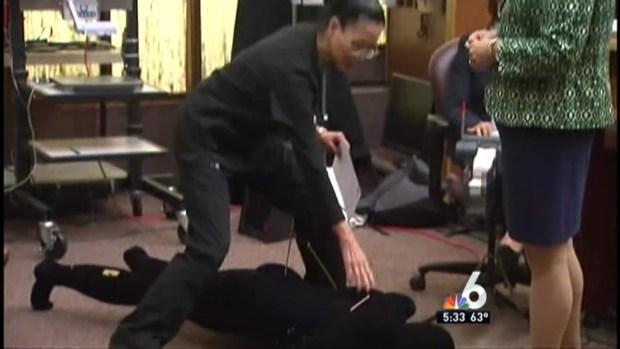 [MI] Doctor Questioned in Revenge Killing Case