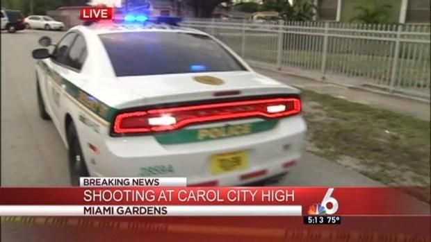 [MI] 2 Shot Near Carol City High School: PD