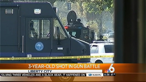 [MI] Girl, 3, Shot in Leg in Liberty City