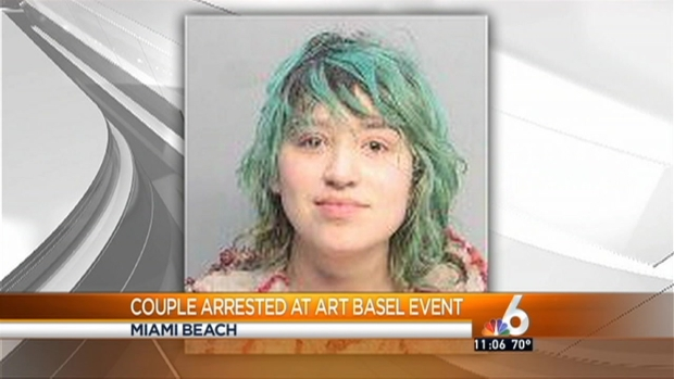 [MI] Pair Arrested for Yelling Expletives at Art Basel Event