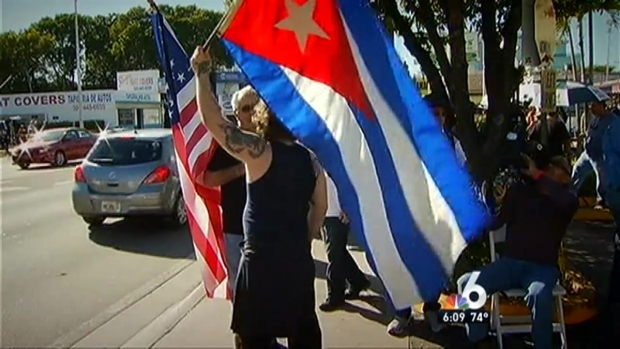 [MI] South Florida Reaction on Restoring Relations with Cuba