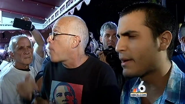[MI] Tempers Rise as Miami Reacts to Cuba Developments