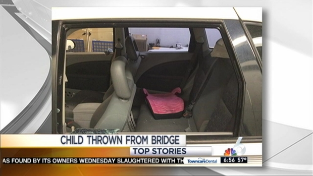 [MI] Child Thrown From Bridge by Father in St. Petersburg