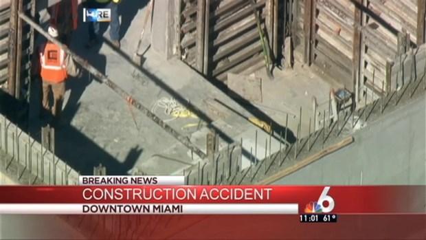 [MI] 2 Hurt in Construction Accident in Miami