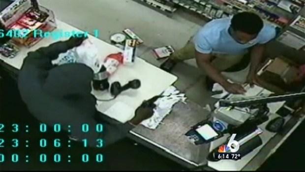 [MI] Clerk Discusses Walgreens Armed Robbery