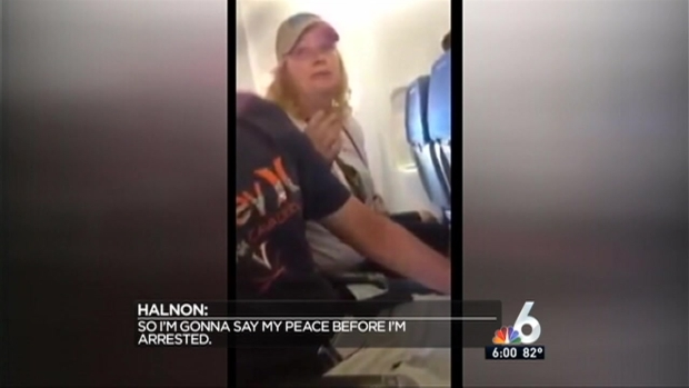 [MI] Unruly Passenger Arrested at MIA