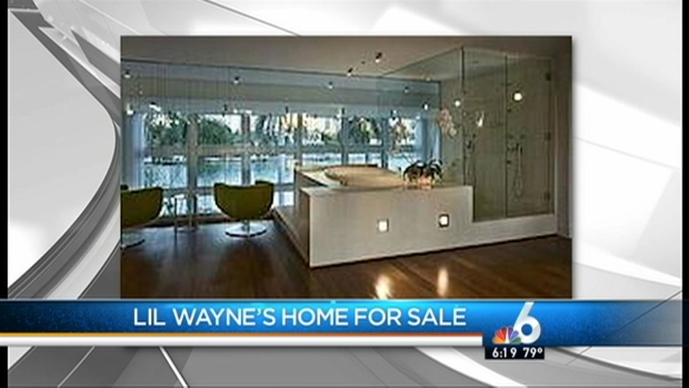 [MI] Lil Wayne's Miami Beach Mansion for Sale