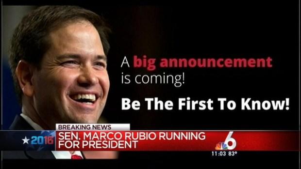 [MI] Marco Rubio Jumps Into 2016 Race