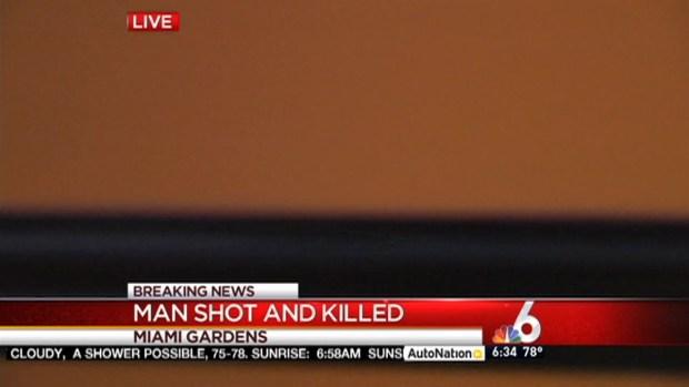 [MI] 1 Shot, Killed in Miami Gardens