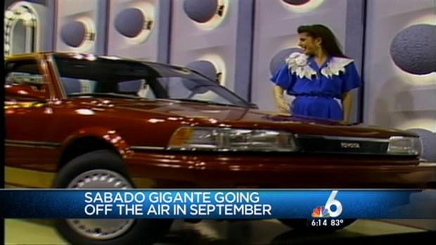 [MI] Sabado Gigante Going Off the Air
