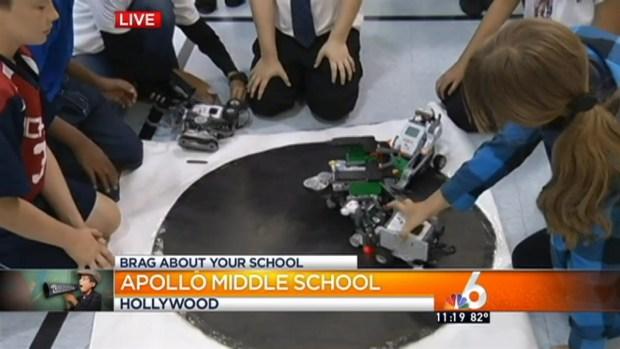 [MI] Brag About Your School: Apollo Middle School
