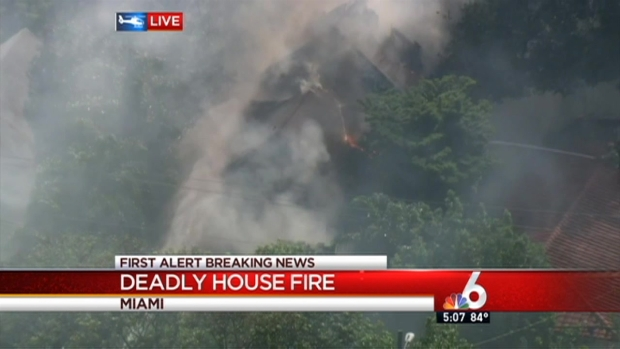[MI] Fatal Miami House Fire