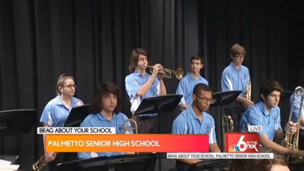 [MI] Brag About Your School: Palmetto Senior High School