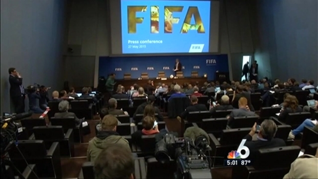 [MI] 9 FIFA Officials, 5 Executives Indicted on Corruption Charges