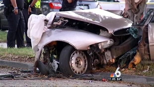 [MI] Teen Killed in Violent Crash in Hialeah