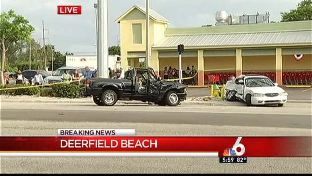 [MI] 4 Children Hurt in Deerfield Beach Crash