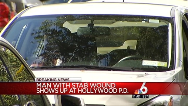 [MI] Wounded Man Tells Hollywood PD He Harmed Family