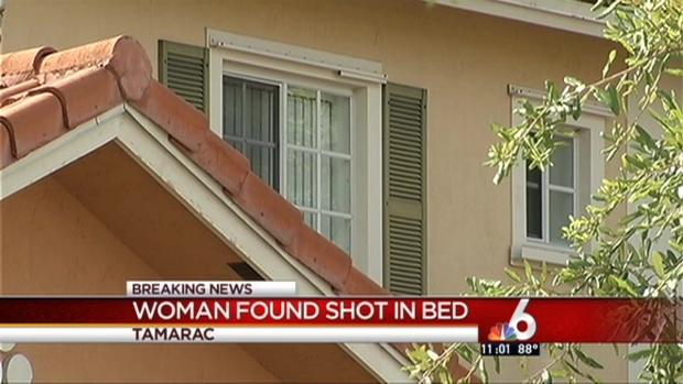 [MI] Woman Found Shot in Tamarac Home
