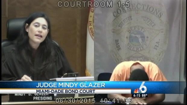 [MI] Judge and Ex-Classmate Reunite in Court