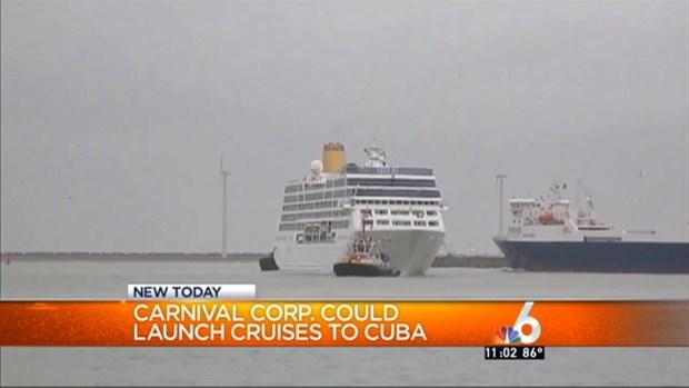 [MI] Carnival Announces Cuba Plans