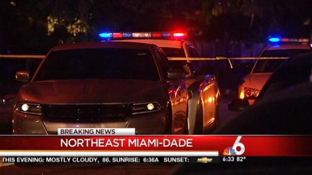 [MI] 1 Shot and Killed in NE Miami-Dade