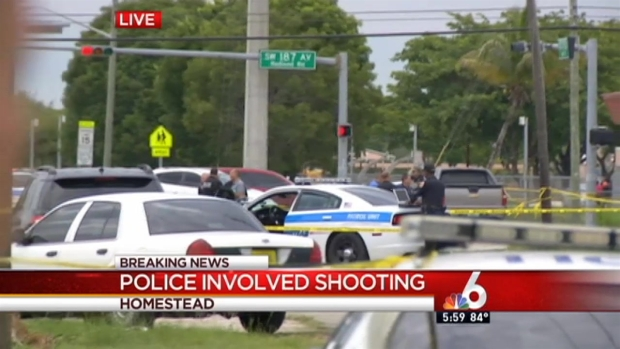 [MI] More Details on Officer-Involved Shooting in Homestead