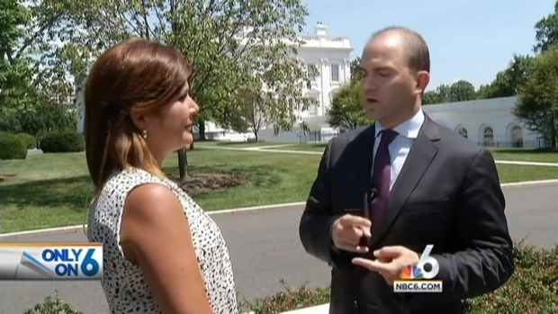[MI] NBC 6 Reports Live on Embassy Openings