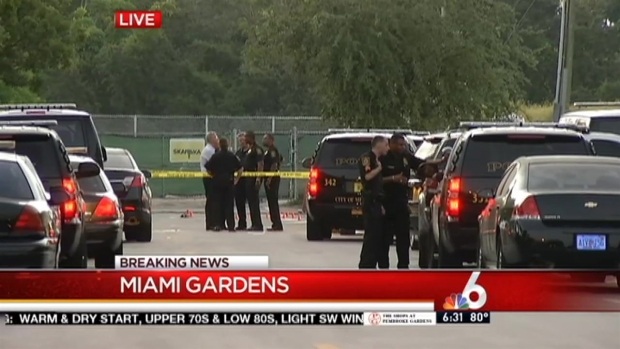 3 Shot Outside Miami Gardens Strip Club Police Nbc 6