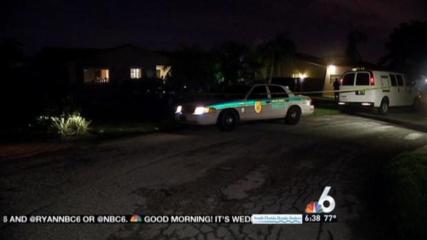 [MI] Elderly Woman Found Dead in SW Miami-Dade