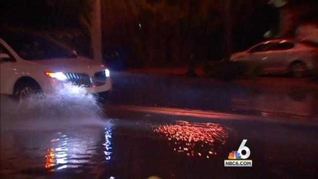 [MI] High Tide Flooding in Fort Lauderdale